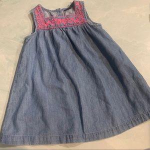 Baby Gap Jean dress